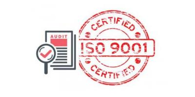 ISO 9001 controleaudit succesvol afgerond