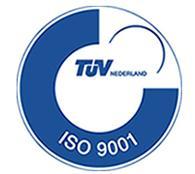 ISO 9001-audit succesvol afgerond