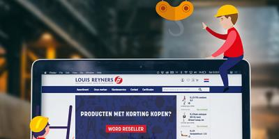 Een nieuwe LR.nl: compleet, overzichtelijk en gebruiksvriendelijk
